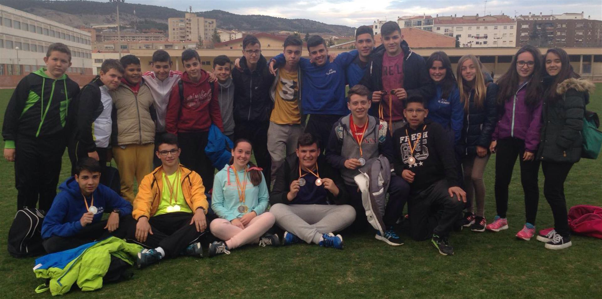 Atletismo 2016 Large